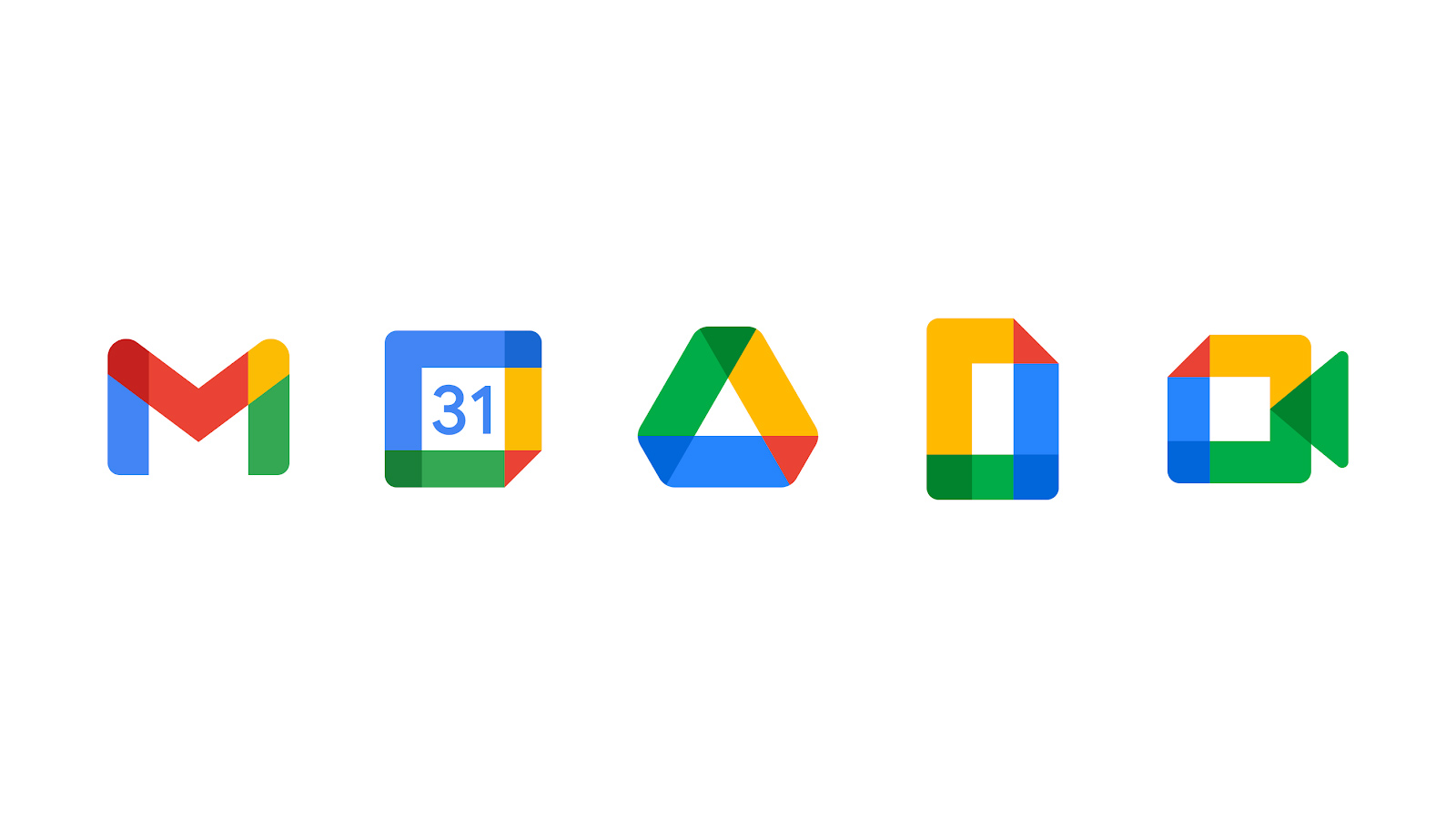 Tech Giant Rebrands during the year of Lockdown: our thoughts on Google