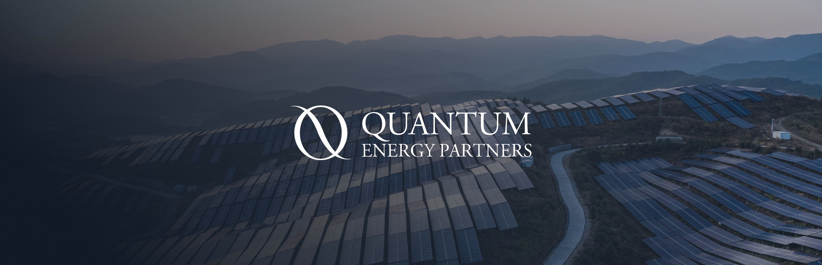 Quantum Energy Partners: aligning the website with the firm's values and strategy